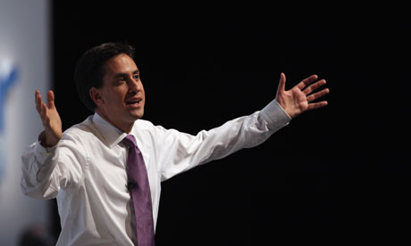 Ed Miliband: I want Conservative votes