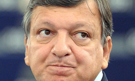 José Manuel Barroso has backed the financial transactions tax on global trades.
