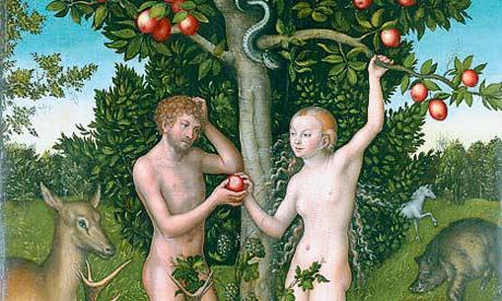 Cranach The Elder Adam And Eve Cranach 39 s Adam And Eve