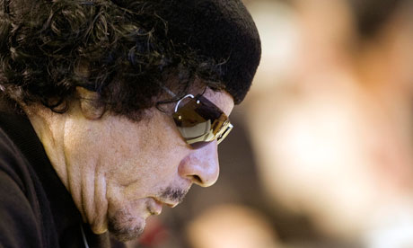 CIA aided Ghadaffi torture