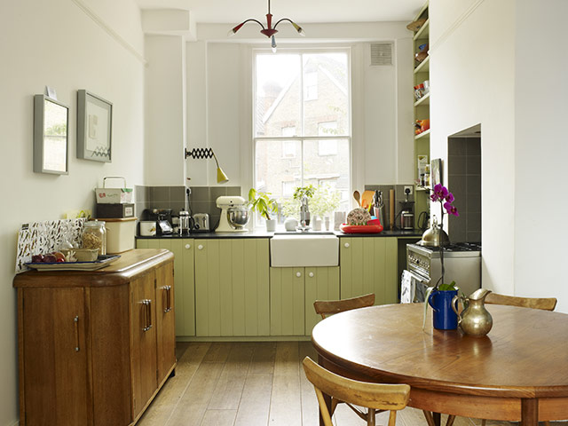 Brixton house: Brixton house: kitchen