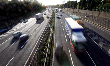 The government is to begin a consultation on raising the speed limit on motorways from 70 to 80mph