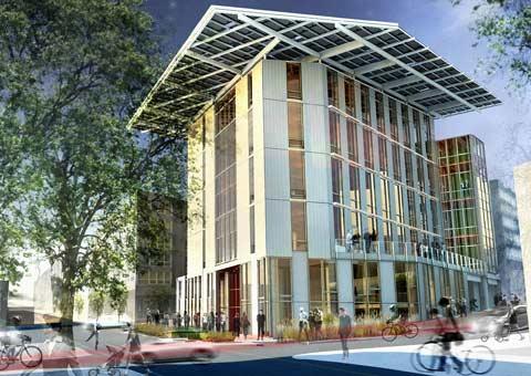 Seattle S Bullitt Centre Is Set To Push The Boundaries Of