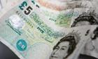 Top bonuses have gone up despite share falls.