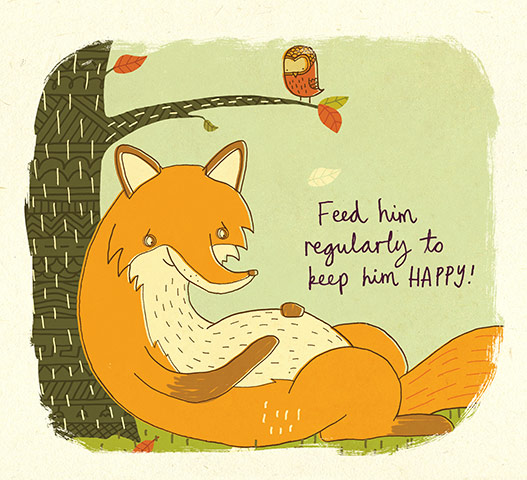 How to draw... foxes