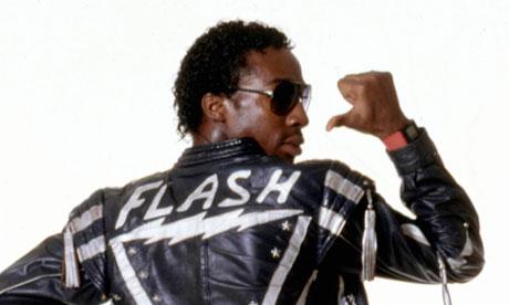 Grandmaster Flash / Grandmaster Flash & The Furious Five* Grandmaster Flash And The Furious Five - The Adventures Of Grandmaster Flash On The Wheels Of Steel / The Party Mix