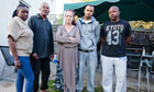 Mark Duggan's family