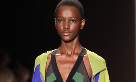 BCBG Max Azria Spring 2012 collection New York Fashion Week
