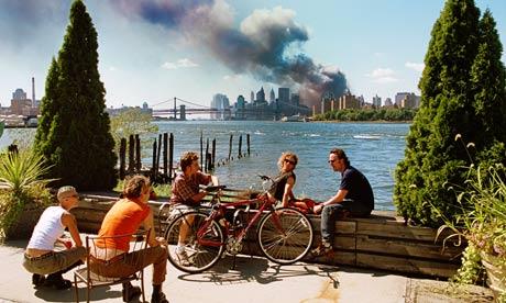 Thomas Hoepker 9/11 photo