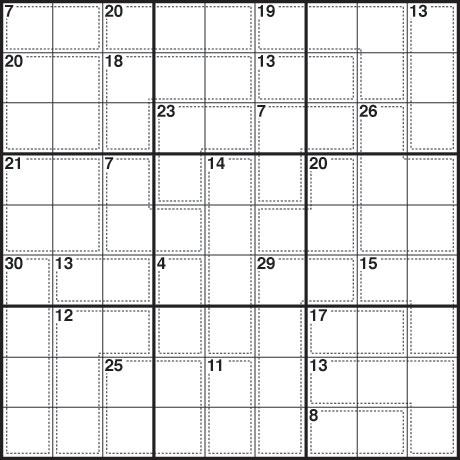 Killer Sudoku 285