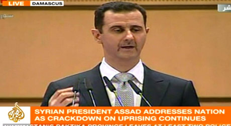 assad-speech