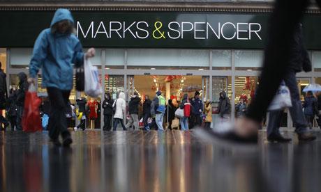 Liverpool branch of Marks & Spencer