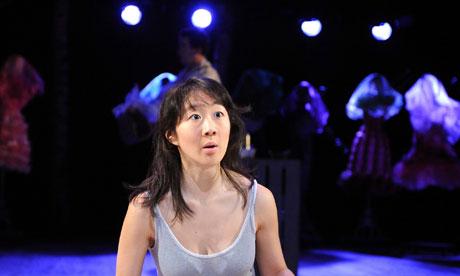 Elizabeth Chan as Cinderella