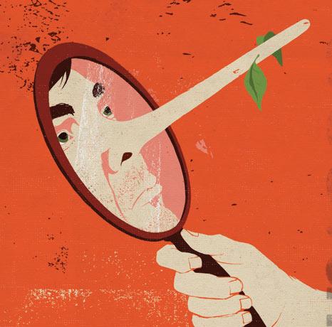 Oliver Burkeman 14 Jan illustration
