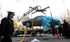 Iranian 'Nuclear Scientist' Killed in Bomb Attack, Tehran, Iran - 10 Jan 2012