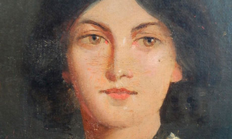 Emily Brontë portrait for sale