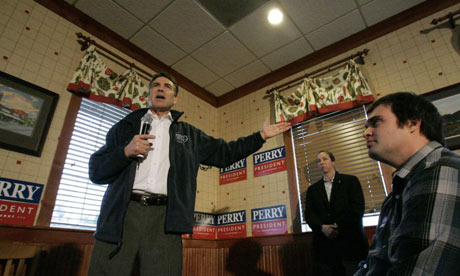 Rick Perry in South Carolina