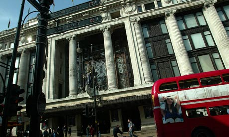 Selfridges to open in-store library (UK)