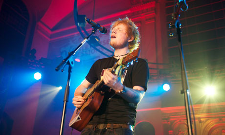 Ed Sheeran, London