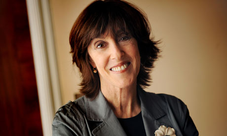 Film director Nora Ephron says that sex in your 60s is very different to sex in your 20s. Photograph: Linda Nylind for the Guardian