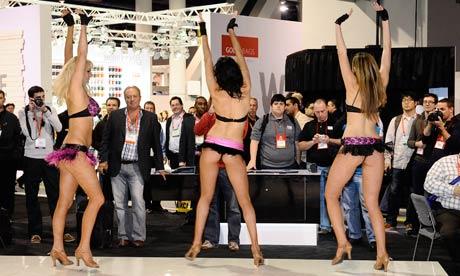 Consumer Electronis Show in Las Vegas