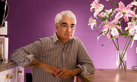 Alistair Darling at home