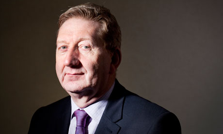 Unite general secretary Len McCluskey accused Ed Miliband of disenfranchising Labour's core support
