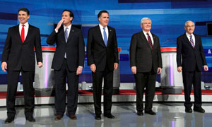 Republican South Carolina debate
