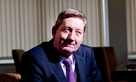 Len McCluskey, the general secretary of Unite
