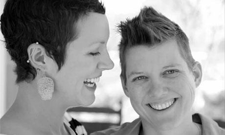 Alyssa Weaver and Michel McIver gay marriage