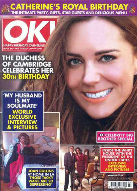 leveson inquiry ok editor denies kate middleton cover crossed the line media the guardian. Black Bedroom Furniture Sets. Home Design Ideas