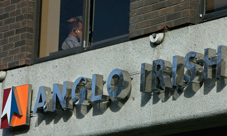 Anglo Irish Bank offices