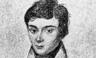 Portrait of Evariste Galois
