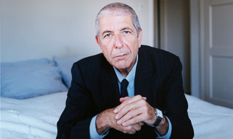 Leonard Cohen. Photograph: Darcy Hemley/Corbis Outline