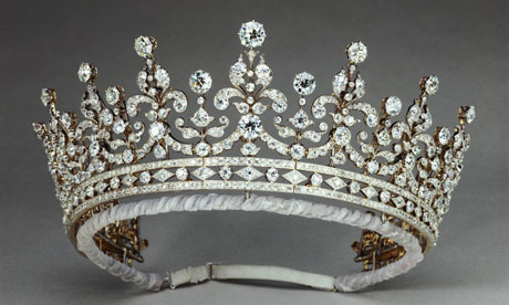 Queen Elizabeth II Crown Jewels