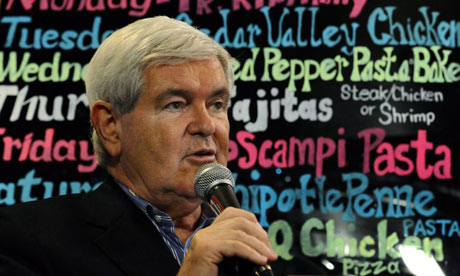 Fat Newt Gingrich
