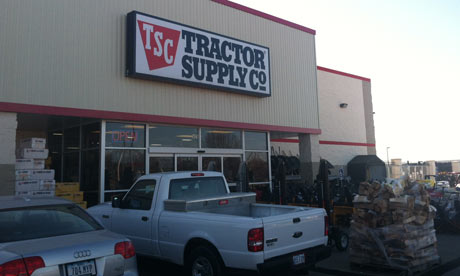 Tractor Supply Co in Iowa