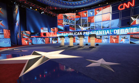 CNN Republican debate in Charleston, South Carolina