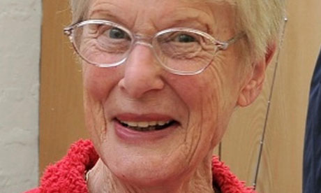 ANONYMOUS letters sent to police investigating pensioner's murder