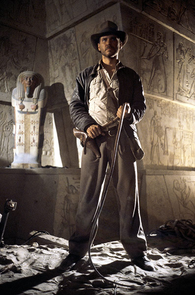 V&A Hollywood Costume: Indiana Jones' famous costume will be shown