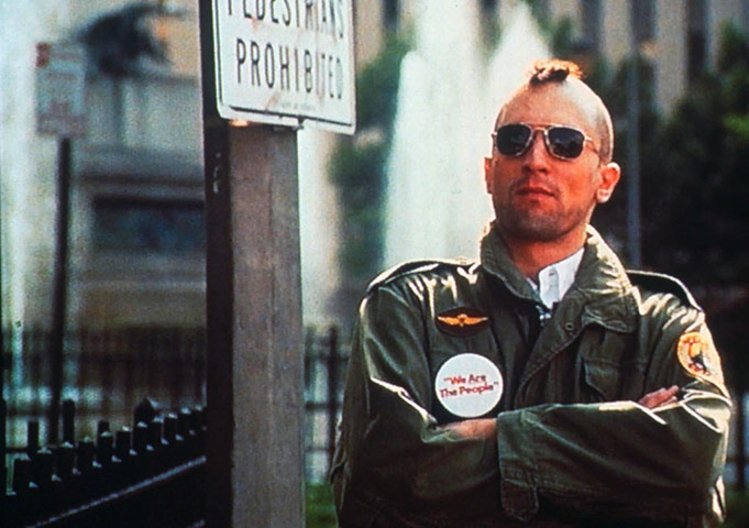 V&A Hollywood Costume: 'Taxi Driver', 1976