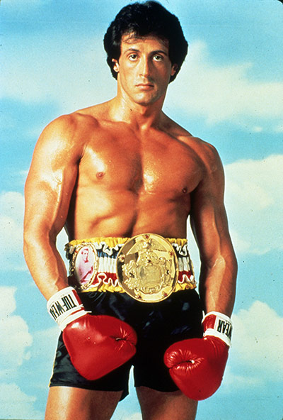 V&A Hollywood Costume: Sylvester Stallone's Rocky shorts will be on display