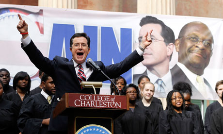 Stephen Colbert South Carolina