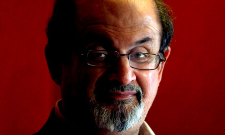 "Salman Rushdie's shadow over the Jaipur literature festival grew longer on Sunday with four participating authors who had read out excerpts from Rushdie's banned novel, The Satanic Verses, being ""advised"" by the organizers to leave Jaipur."