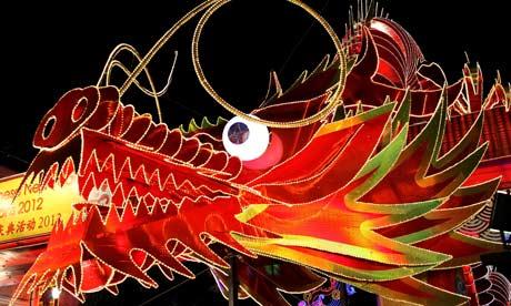 Singapore celebrates Chinese New Year