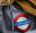 The former Occupy London logo