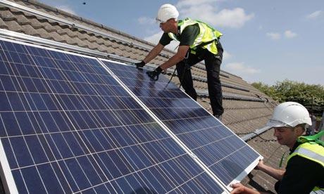 HomeSun paneles solares