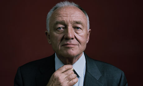 London mayoral contender Ken Livingstone
