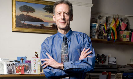 Peter Tatchell is marking his 60th birthday and his 45th year as a human rights campaigner