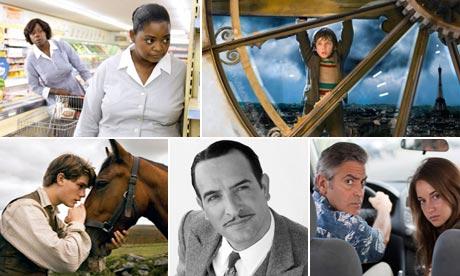 Oscar nominations 2012: The Help, Hugo, War Horse, The Artist and The Descendants